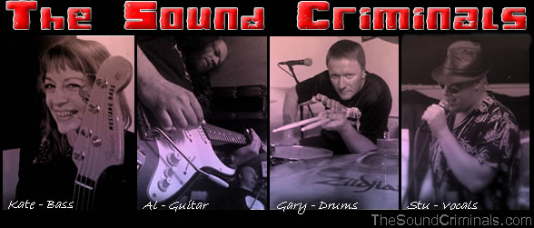 The Sound Criminals